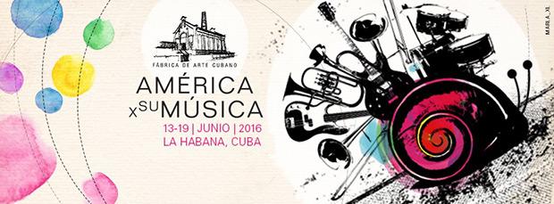 II AM-PM América por su Música 2016.