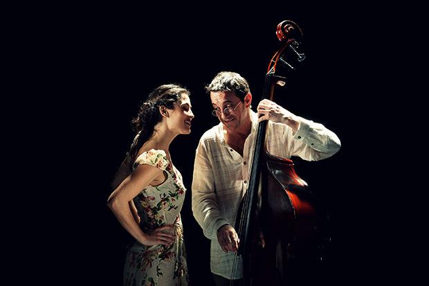 Sílvia Pérez Cruz y Javier Colina. © Igor Cortadellas