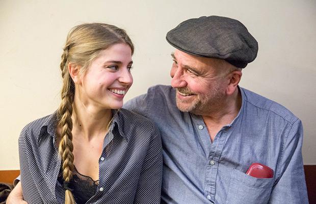 Lucía y Horacio Fumero. © Nuria Aguade