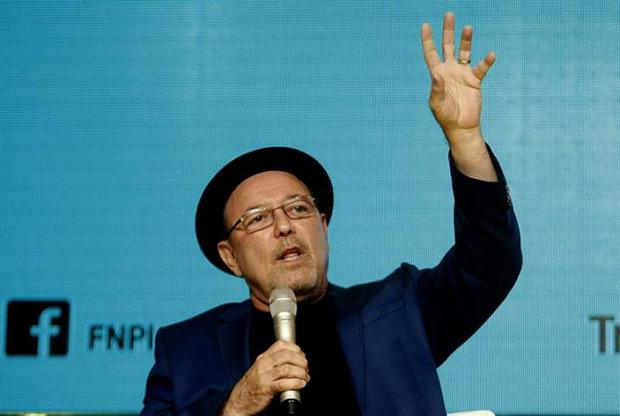 Rubén Blades. © EFE