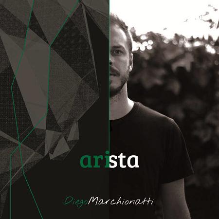 Portada del disco «Arista» de Diego Marchionatti.