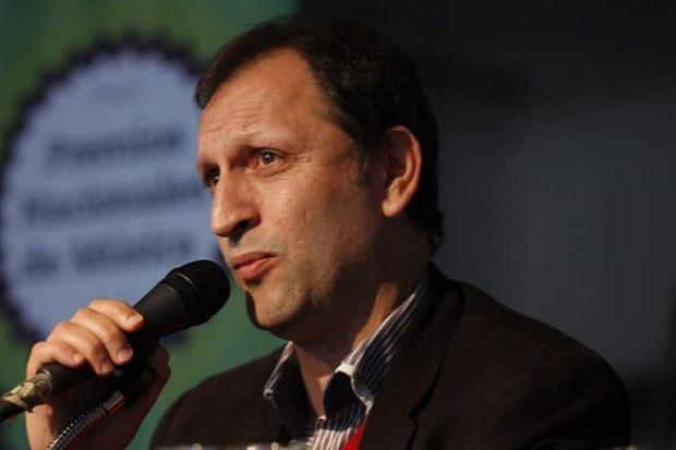 El director nacional de Cultura uruguayo, Sergio Mautone. © EFE