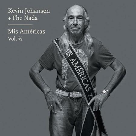 Portada del disco «Mis Américas. Volumen ½» de Kevin Johansen.