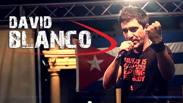 David Blanco.
