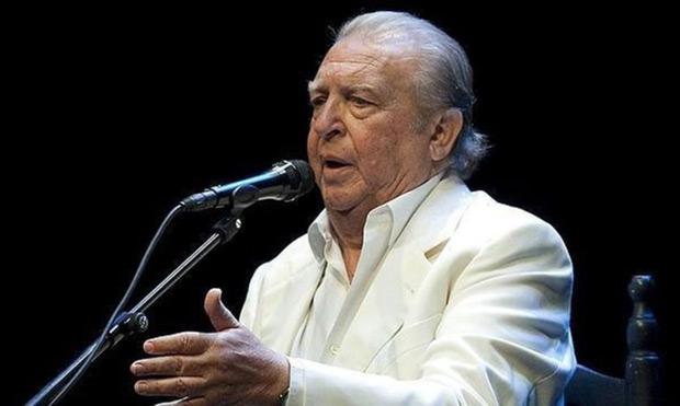 Juan Peña «El Lebrijano».
