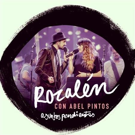 Portada del single «Asuntos pendientes» de Rozalén y Abel Pintos.