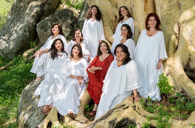 Yolotli, Coro de Mujeres de los Pueblos Indígenas de México.