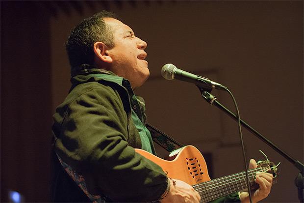 Guillermo Anderson. © Xavier Pintanel
