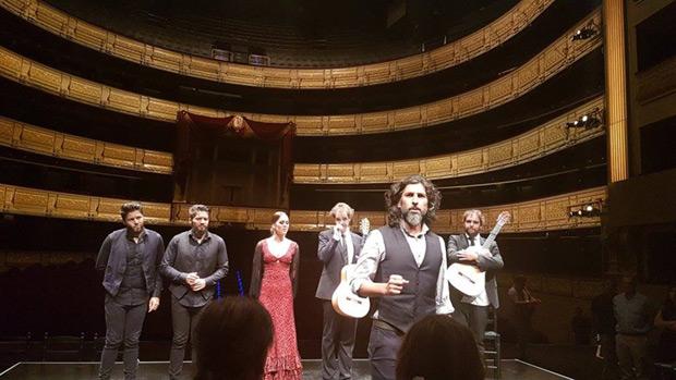 Arcángel en el Teatro Real de Madrid. © Universal Music
