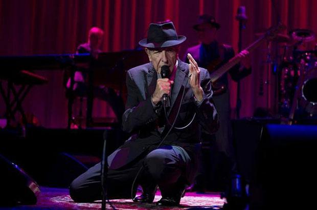 Leonard Cohen. © EFE