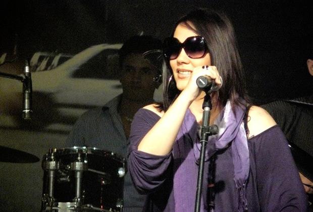 Miriela Moreno de Aceituna sin hueso.