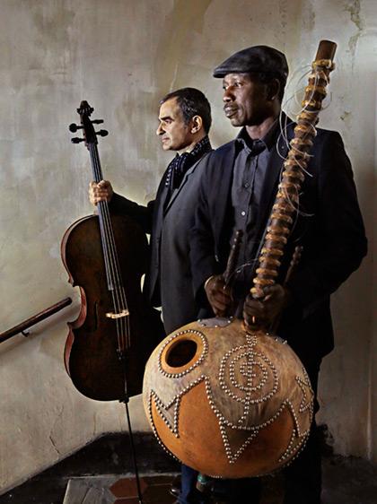 Vincent Segal y Ballaké Sissoko.