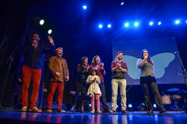 Lanzamiento de Emepeá en el ND/Teatro de Buenos Aires. © Kaloian Santos Cabrera