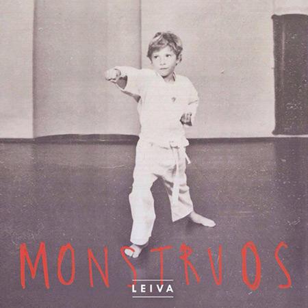 Portada del disco «Monstruos» de Leiva.