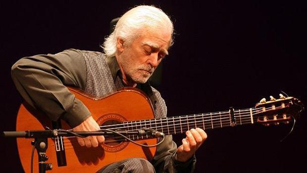 Manolo Sanlúcar.