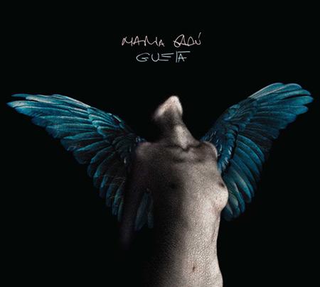 Portada del disco «Guela» de Maria Gadú.