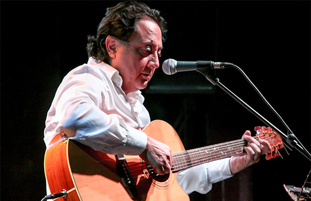 Josep Maria Clua i Soba (14 de agosto de 1951 – 13 de septiembre de 2011). © Xavier Pintanel