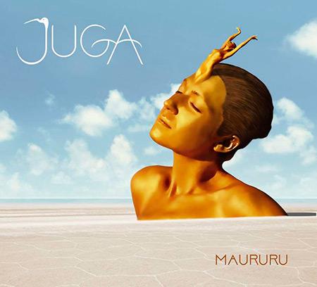 Portada del disco «Maururu» de Juga.