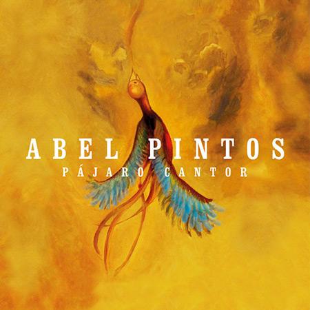 Portada del single «Pájaro cantor» de Abel Pintos.