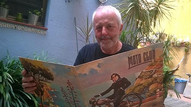 «Ia quería que hiciéramos un nuevo disco de Ia i Batiste en castellano a partir de poemas de Tito Muñoz y yo no quise». © Manel Gausachs