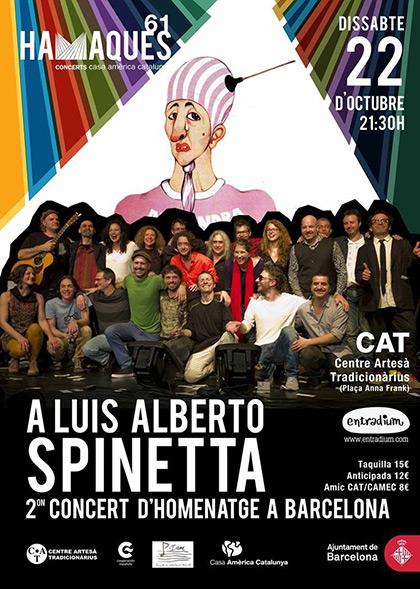 II «A Luis Alberto Spinetta»