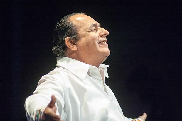 Carlos Mejía Godoy. © Xavier Pintanel
