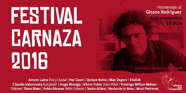 X Festival Carnaza de Valparaíso 2016