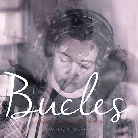 Portada del disco «Bucles» de Patricia Malanca.
