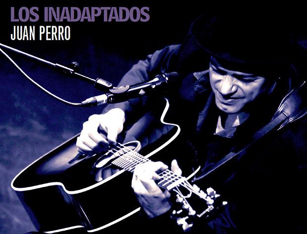 Juan Perro adelanta «Los inadaptados» la primera canción de su próximo disco.