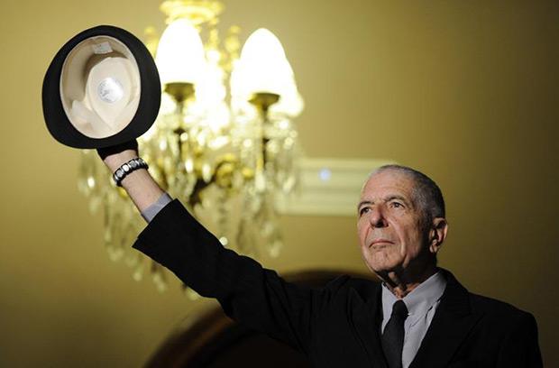 Leonard Cohen. © Eloy Alonso | Reuters