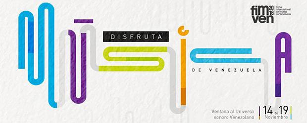Feria Internacional de Música de Venezuela Fimven 2016.