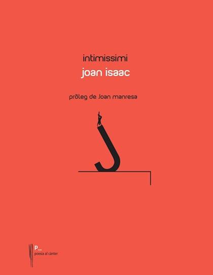 Portada del libro «Intimissimi» de Joan Isaac.