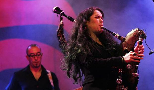Cristina Pato.