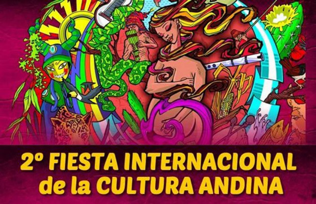 II Fiesta Internacional de la Cultura Andina (FICA) Jujuy 2016.