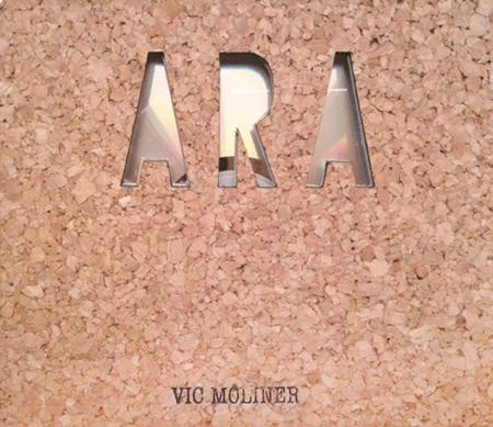 Portada del disco «Ara» de Vic Moliner.