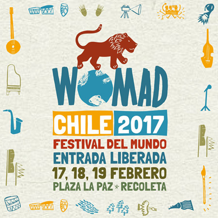 III WOMAD Chile 2017