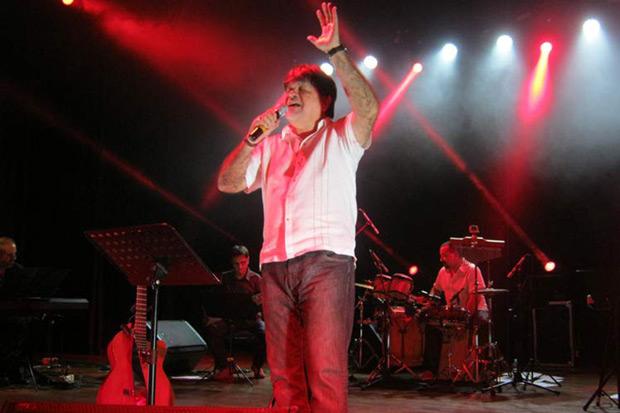 Ricardo Flecha canta a Silvio Rodríguez en clave guaraní.
