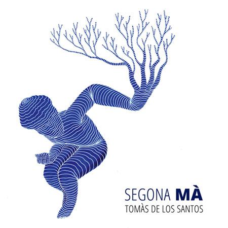 Portada del disco «Segona mà» de Tomàs de los Santos.