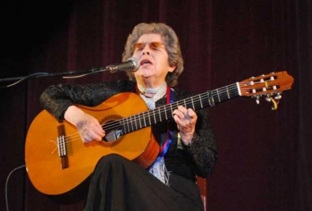 Matilde Casazola.
