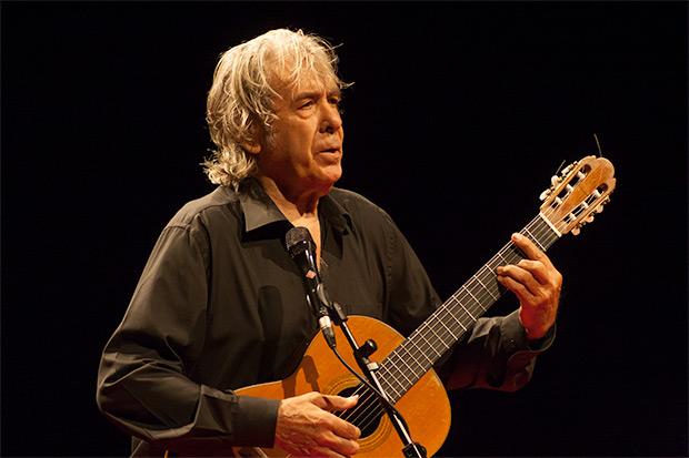 Paco Ibáñez. © Xavier Pintanel