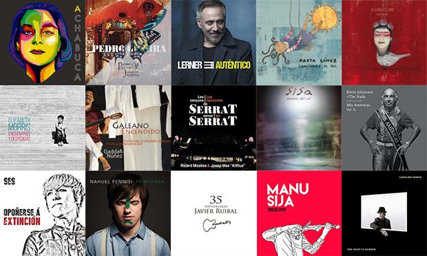 15 discos imprescindibles del 2016