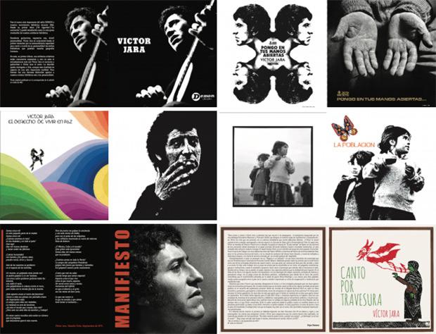 La Fundación Víctor Jara reeditará la obra del trovador chileno.
