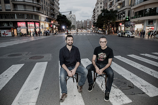 Feliu Ventura & Xavi Sarrià © Xepo W.S