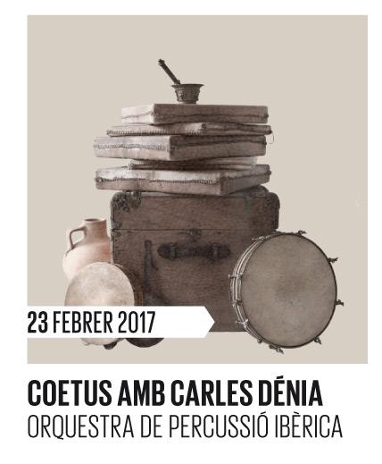Coetus amb Carles Dénia