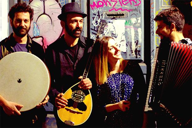Yannis Papaioannou & Trio Feta