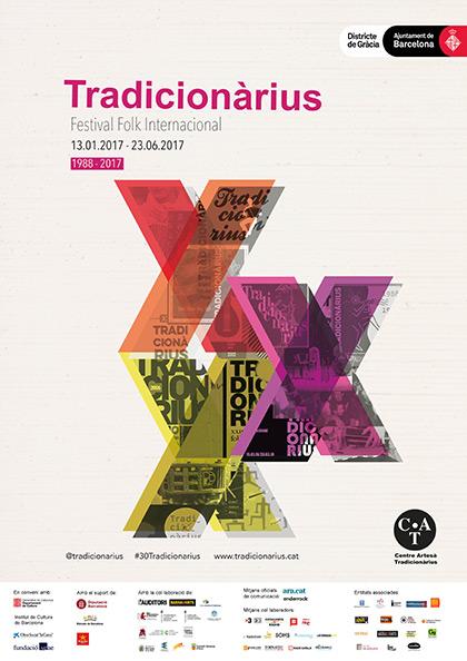 XXX Tradicionàrius Festival Folk Internacional 2017.