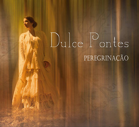 Portada del disco «Peregrinaçao» de Dulce Pontes.
