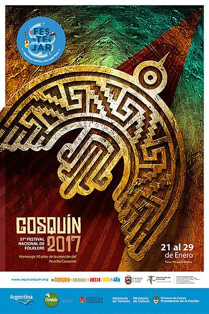 57 Festival de Folclore de Cosquín 2017.