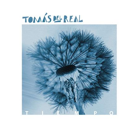 Portada del disco «Tiempo» de Tomás del Real.