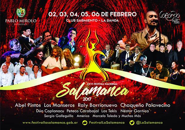 26 Festival Nacional de La Salamanca 2017.